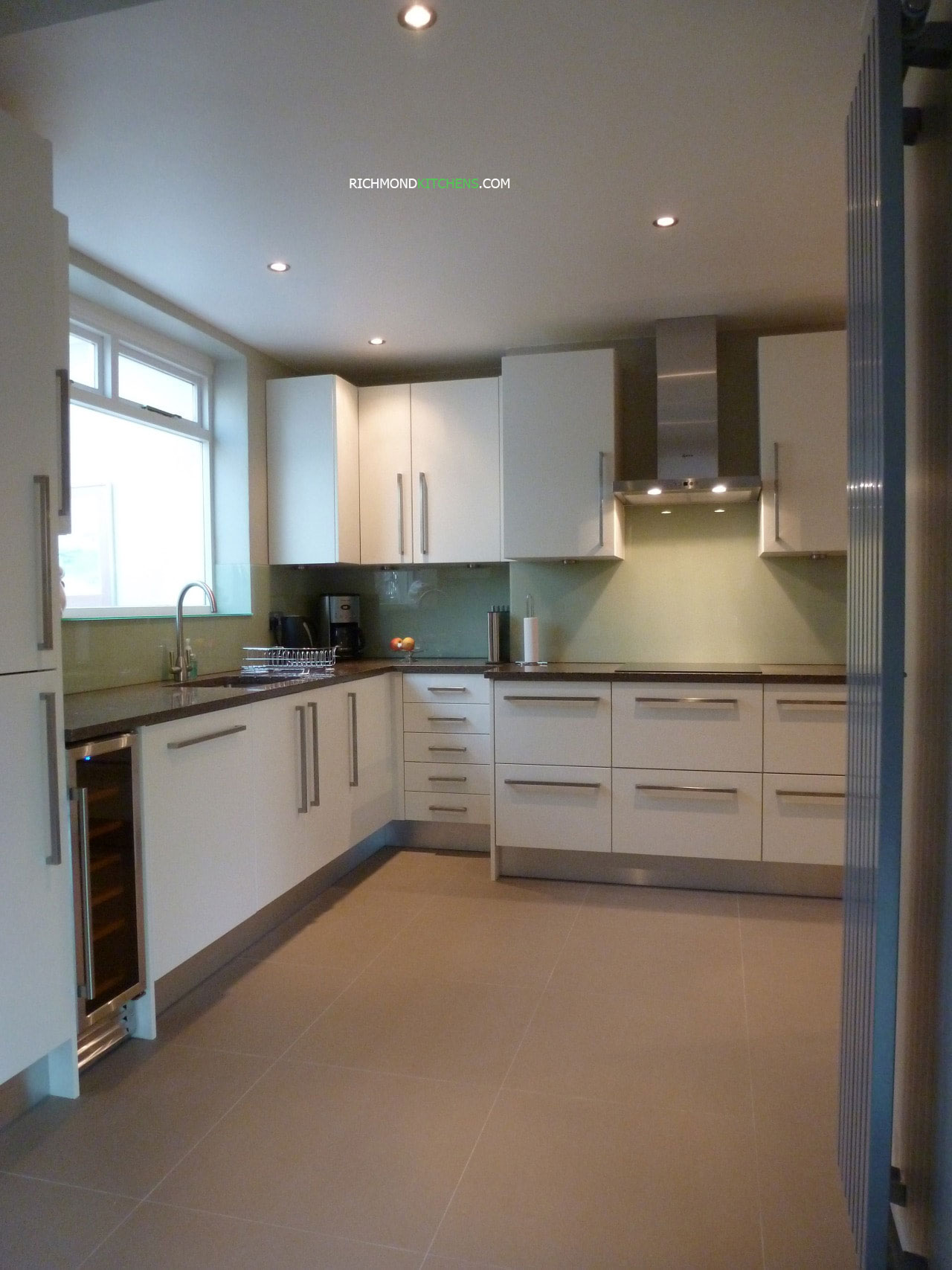 kitchen showroom chiswick west london | richmond kitchens