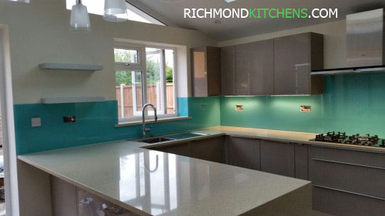 Kitchen Showroom Ealing West London