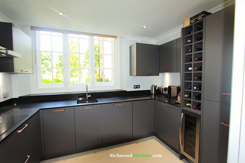 German kitchens isleworth london richmond kitchens for German kitchen sink brands