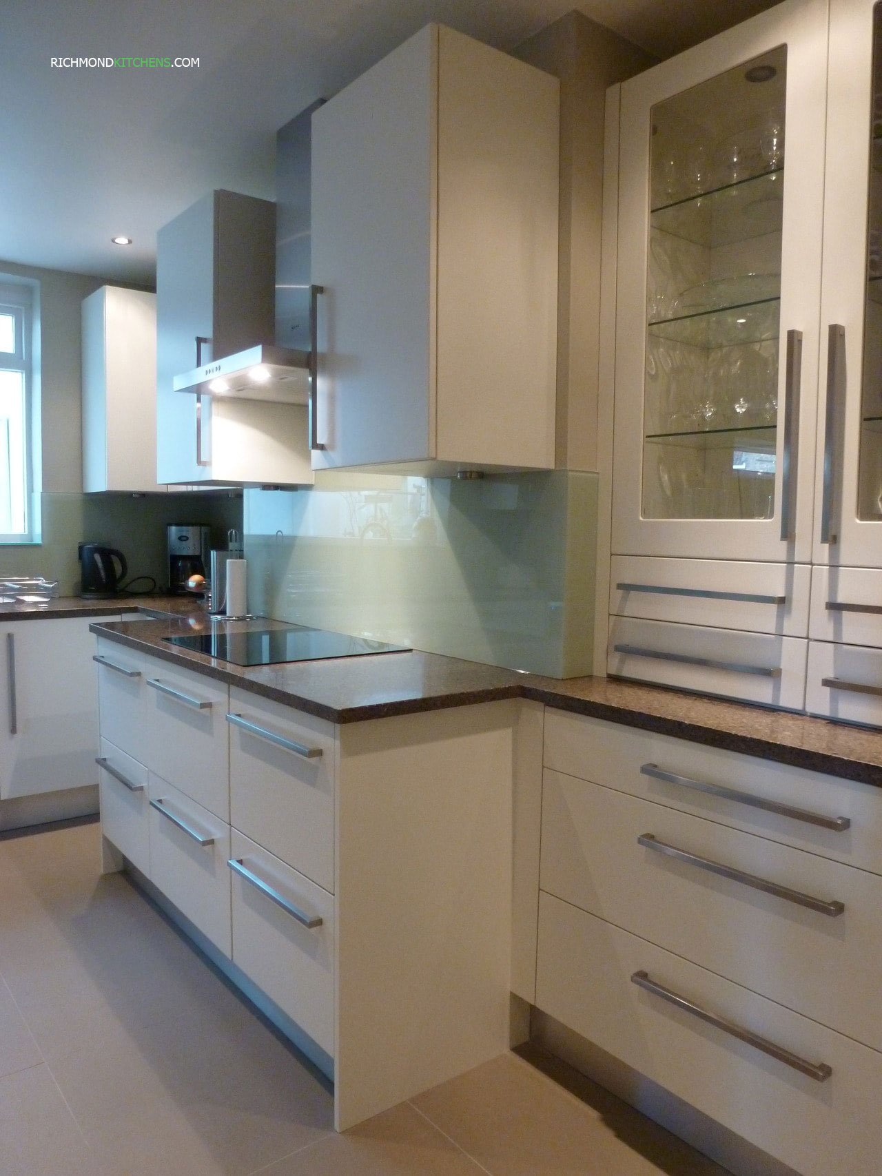 Kitchen showroom chiswick west london richmond kitchens for New kitchen london