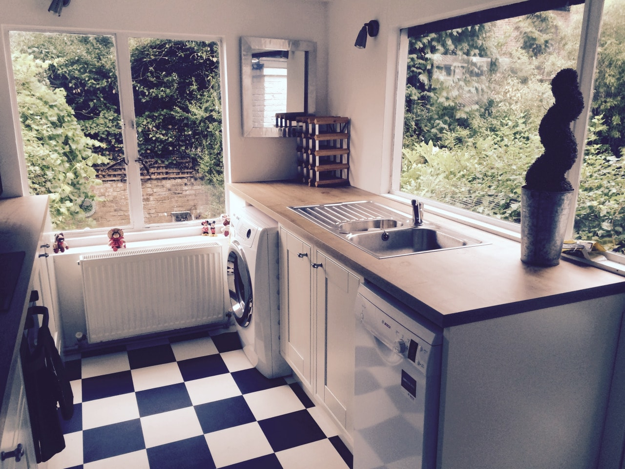 InFrame Kitchen Richmond Hill West London