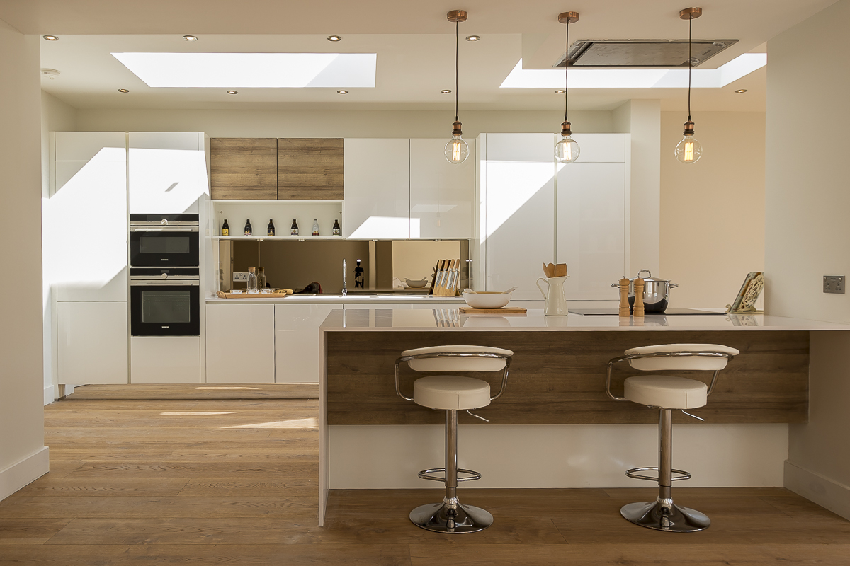 Leicht Kitchen Chiswick London