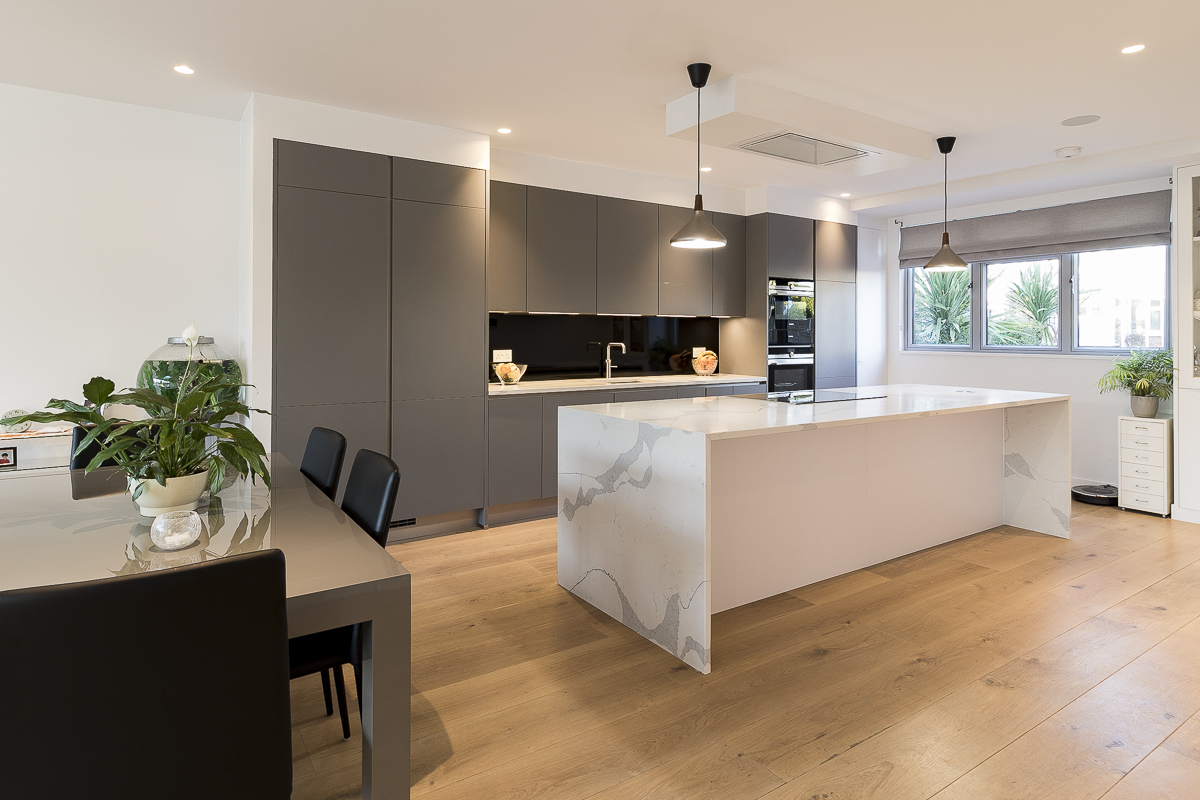 Leicht German Kitchen Hampton | Richmond Kitchens