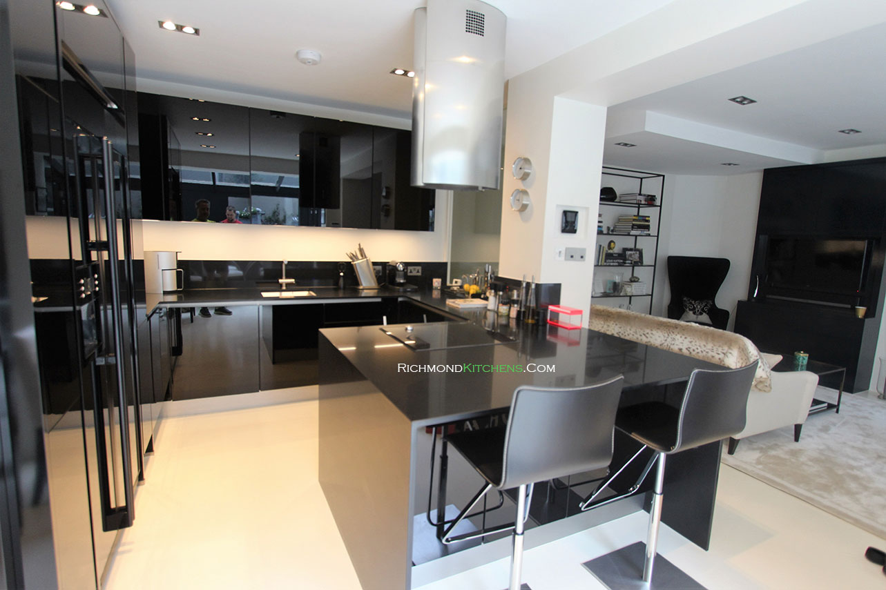 German kitchen west london kensington richmond kitchens for Kitchen 482 kensington