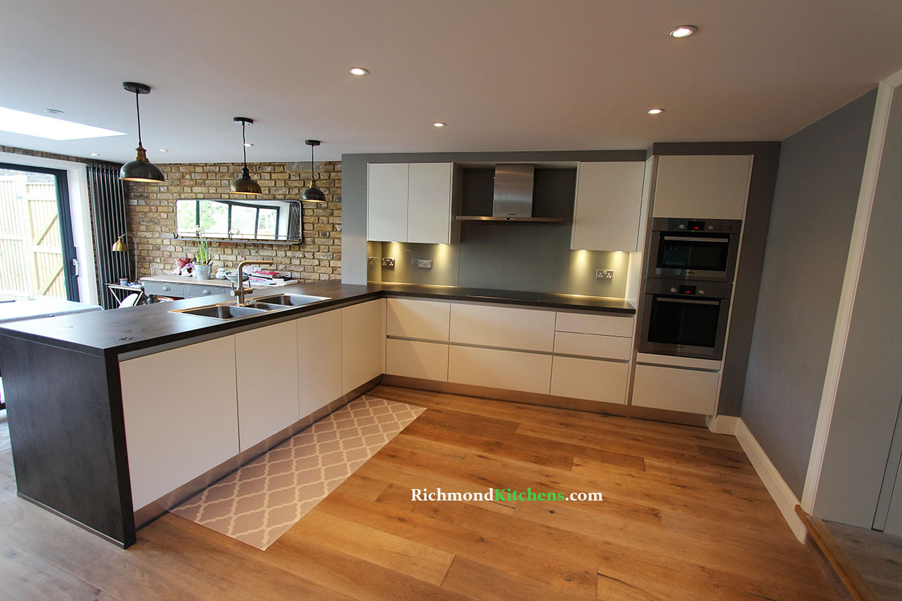 German Kitchen Hampton Wick London