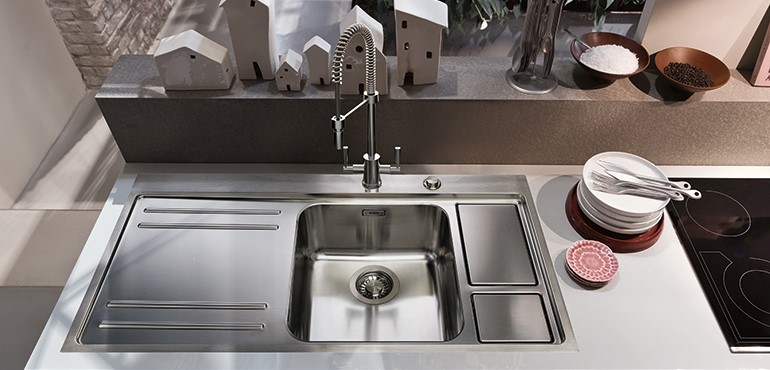 Inset Sinks