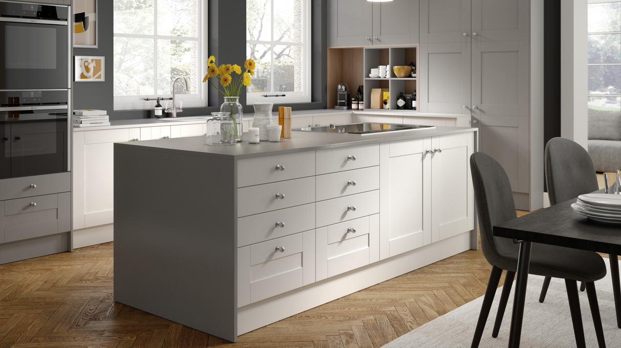 shaker kitchens isleworth