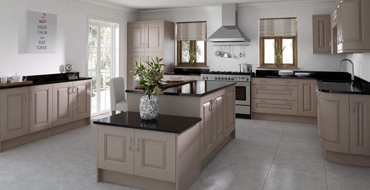 Flush Inset or Framed Cabinets traditional kitchens hampton
