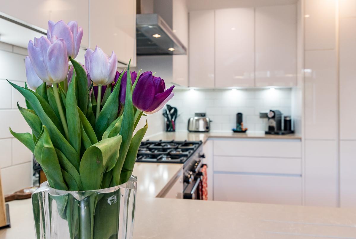 Spring kitchens