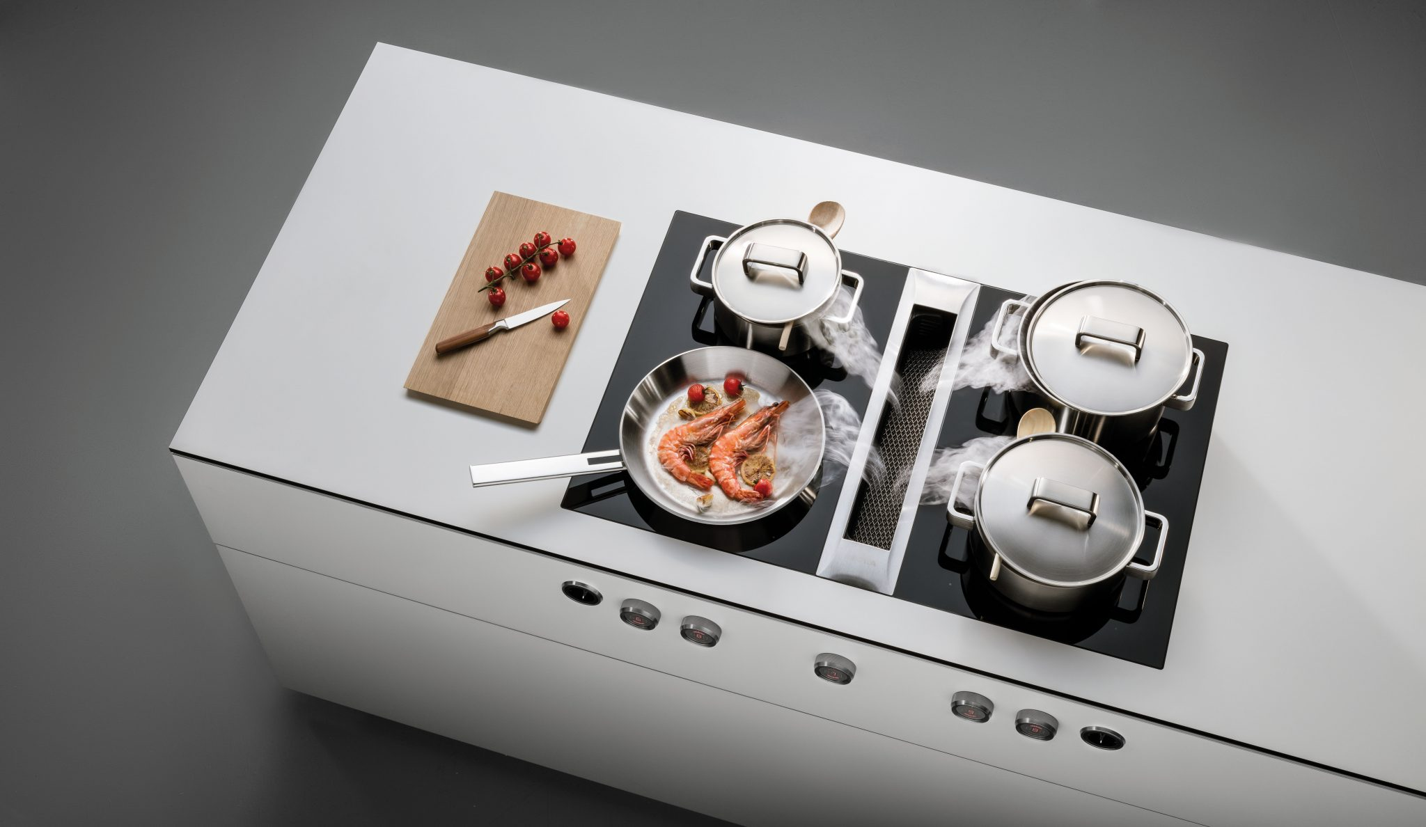 Buying a New Hob?  Here's BORA: A Game-Changer!